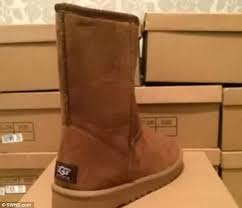 ugg sale hoax is fined after almost 20k selling ugg boots on