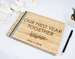 anniversary album anniversary album etsy