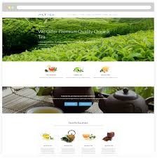 lt tea u2013 free responsive tea store tea business wordpress theme