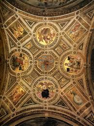 Ceiling Art Stanza Della Segnatura