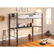 Bunk Bed Loft With Desk Loft Beds For Teen Boys Full Size Loft Bunk Bed With Built In