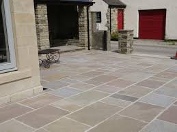 paver stones for patios diy stone patio ideas rock steps outdoor landscaping concrete made