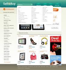bid auction websites auction website template 31027