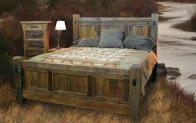 Handcrafted Wood Bedroom Furniture - furniture design ideas exquisite design for reclaimed wood