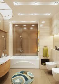 beige bathroom colour schemes sleek dark gray wall painted mounted