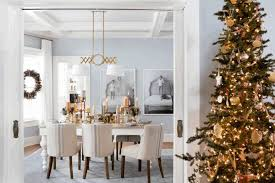 Christmas Decorating Ideas For The Kitchen by Christmas Decorations For The Kitchen Sleek Brown Marble