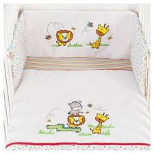 Tesco Nursery Bedding Sets Buy Tesco Jungle Baby Cot Bumper Set From Our Cot Bumpers Range