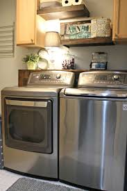 laundry in kitchen ideas hide washer dryer in kitchen 7 stylish laundry room decor ideas