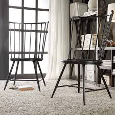 Overstock Com Chairs Crate And Barrel Riviera Black Tall Windsor Side Chair Copycatchic