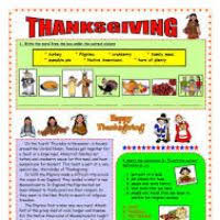 thanksgiving explanation esl divascuisine
