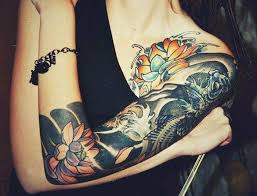 25 best beautiful tattoo sleeves for women images on pinterest