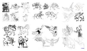 all greek monsters images reverse search