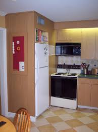 Kitchen Cabinets Refrigerator Surround by Home Interiors U0026 Renovations U2013 Simplevintage With Scout U0026 Tag