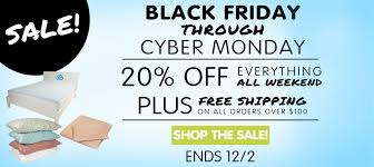 black friday bedding black friday through cyber monday sale slumber cloud blog