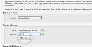 What Is Dns Domain Name by Dns Zone Editors Tutorial