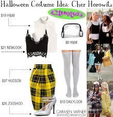 clueless costume costume idea cher horowitz clueless varner
