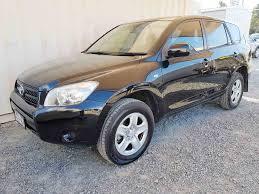 suv toyota toyota rav4 wagon 2006 black for sale 8 990 used vehicle sales