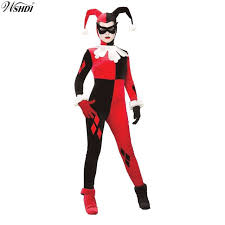 harley quinn jumpsuit s harley quinn jumpsuit black and fitted