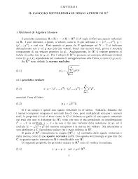 geometria differenziale dispense dispensa calcolo differenziale docsity