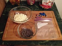 make a halloween candy bowl
