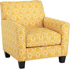 Gold Accent Chair Ayanna Nuvella Gold Accent Chair From Coleman Furniture