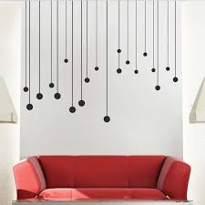 Round Drops Wall Decals  Vinyl Wall Decals From Trendy Wall Designs - Wall design decals