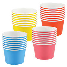 party cups bulk party paper snack cups 8 ct packs at dollartree