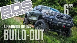 build your toyota toyota tacoma build out youtube