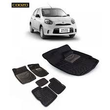 nissan micra active price buy coozo 3d mat for nissan micra online at best prices in india