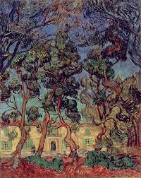 where are they now vincent van gogh s hospital at saint remy hospital at saint remy vincent van gogh