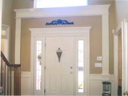 Decorative Trim Molding Door HOUSE EXTERIOR AND INTERIOR Simple