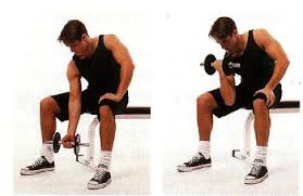 Chest Workout Dumbbells No Bench The Best Dumbbell Workouts Arms And Upper Body Men U0027s Health