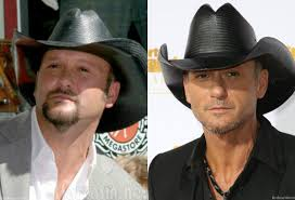 photo post weight loss tim mcgraw shows off six pack abs