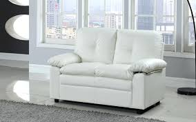 contemporary sofa recliner interior white loveseat faedaworks com
