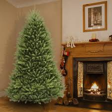 amazon com national tree 7 5 foot dunhill fir christmas tree