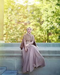 model baju muslim modern model baju muslim modern untuk wanita ala dian pelangi fashion