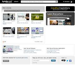 lynda online learning lynda pitt edu information technology