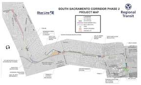 Sacramento Light Rail Map Councilmember Carr January Newsletter