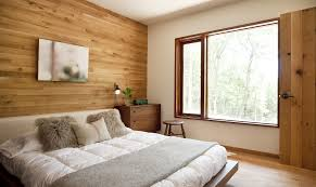 Comfy Bedroom by Hudson Woods Sustainable Modern Cabins Offer An Escape From Nyc