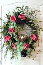 wreath for front door summer door wreaths front door decor summer door ideas spring