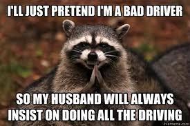 raccoon husband gif raccoon pretend allaccordingtheplan