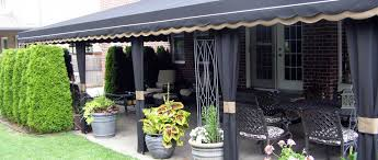 Outdoor Awning Fabric Awning Concepts Custom Patio Awnings Windsor Fabric Awnings