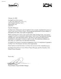 sample recommendation letter formats 15 download documents
