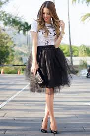 top 21 tulle skirt fashion trends 2017 2018