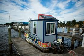 Airbnb Houseboat by Tiny Homes You Can Rent In The D C Area Curbed Dc
