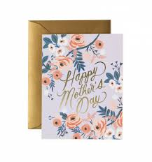 mother u0027s day greetings holiday rifle paper co