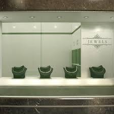 Jewelry Shop Decoration Interior Project Categories چشم انداز چهارم