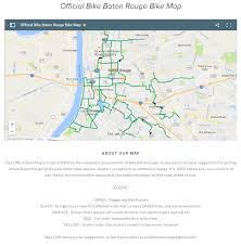 map of baton launching the official baton bike map bike baton