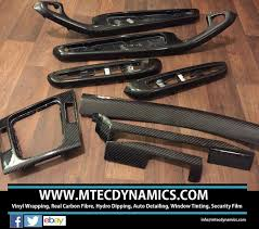 Bmw M3 Interior Trim Bmw E46 Real Carbon Fibre Interior Trim Set M Tec Dynamics