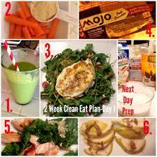 buzzfeed two week clean eat plan